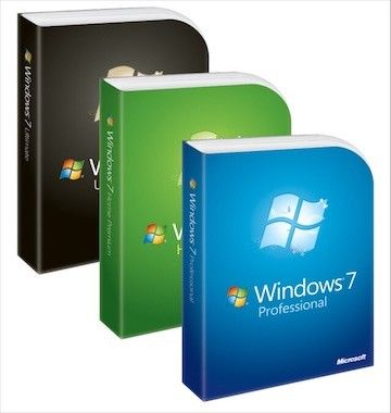 Microsoft Genuine Windows 7 Ultimate Full Version OEM Key 64 Bit